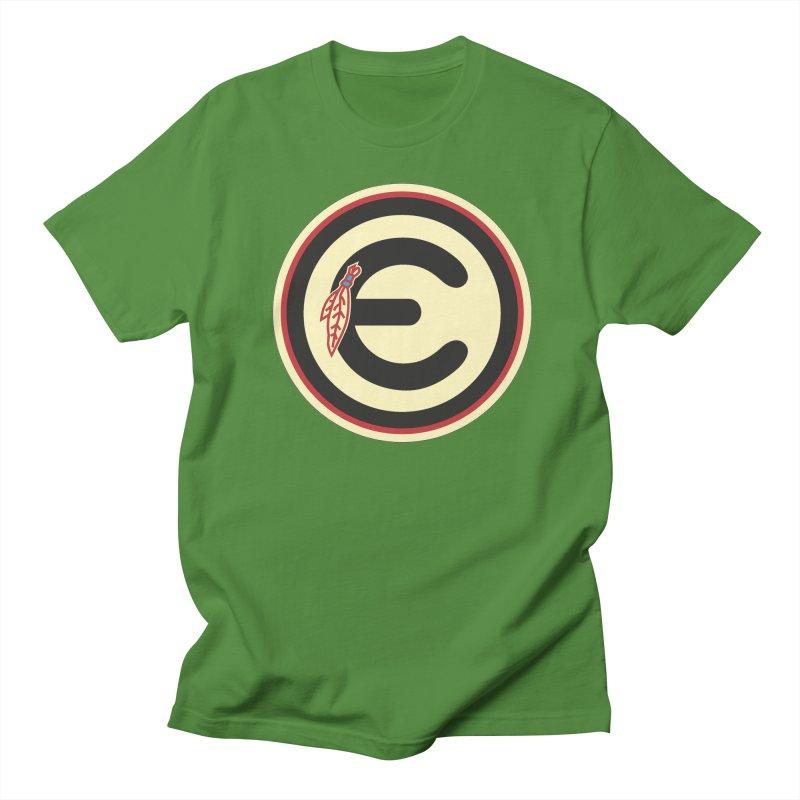 "Emporium ""Go Hawks"" Logo Women's Regular Unisex T-Shirt by Emporium Arcade Bar"