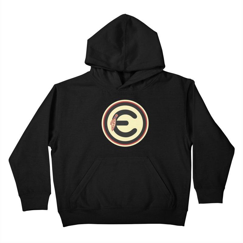 "Emporium ""Go Hawks"" Logo Kids Pullover Hoody by Emporium Arcade Bar"