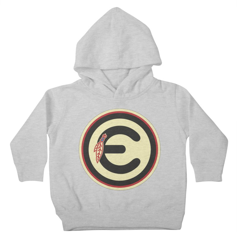 "Emporium ""Go Hawks"" Logo Kids Toddler Pullover Hoody by Emporium Arcade Bar"