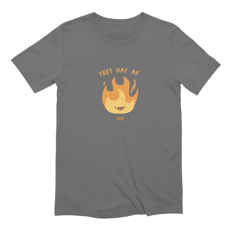 I Am So Hot – Yeet Hay AF Men's T-Shirt by empty bamboo girl Artist Shop