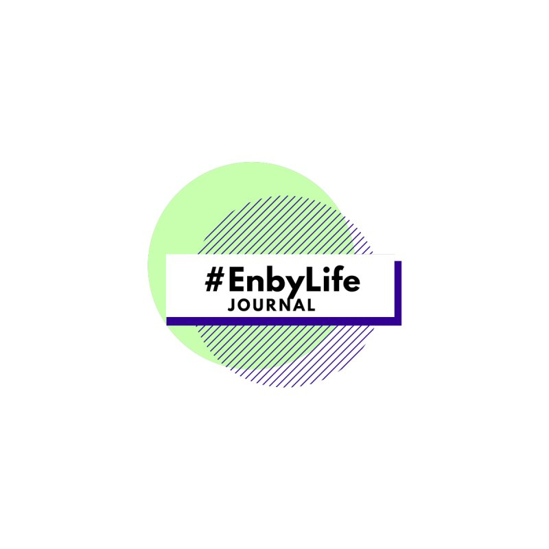 #EnbyLife Journal by #EnbyLife's Artist Shop