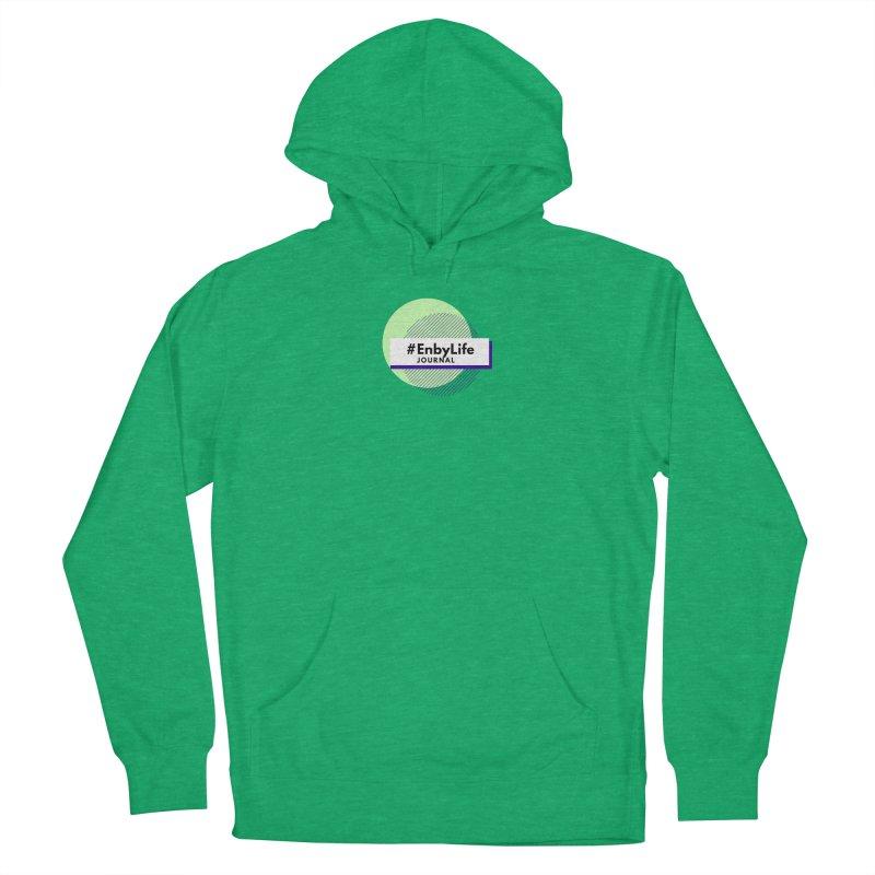 #EnbyLife Journal Men's Pullover Hoody by #EnbyLife's Artist Shop