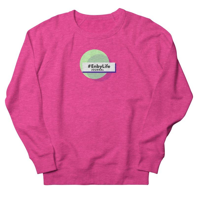 #EnbyLife Journal Women's Sweatshirt by #EnbyLife's Artist Shop