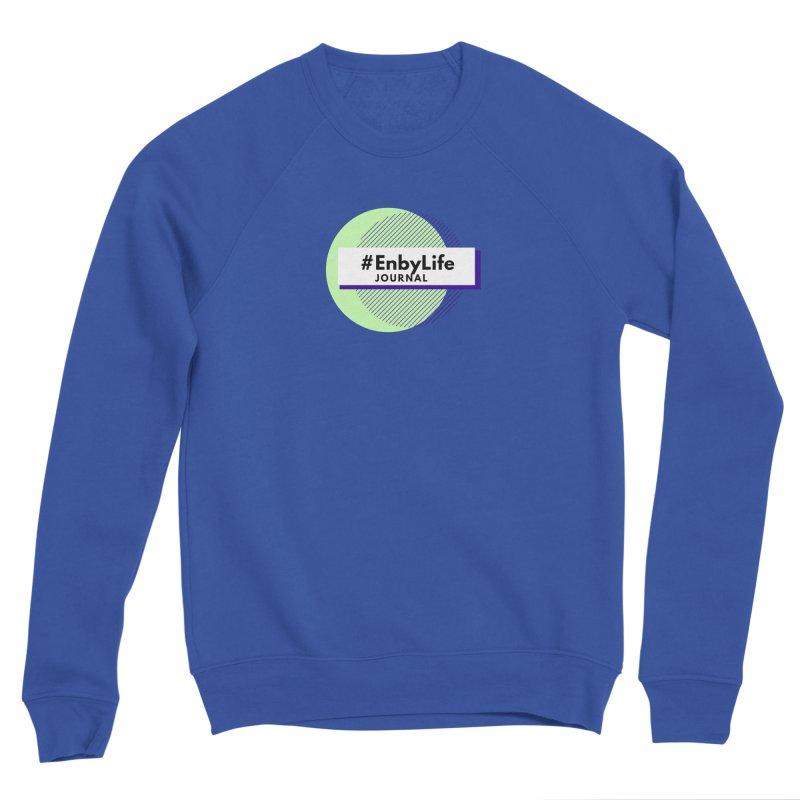 #EnbyLife Reboot Women's Sponge Fleece Sweatshirt by #EnbyLife's Artist Shop