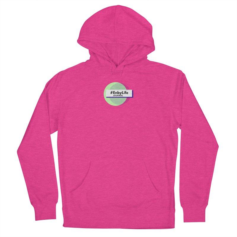 #EnbyLife Reboot Men's Pullover Hoody by #EnbyLife's Artist Shop