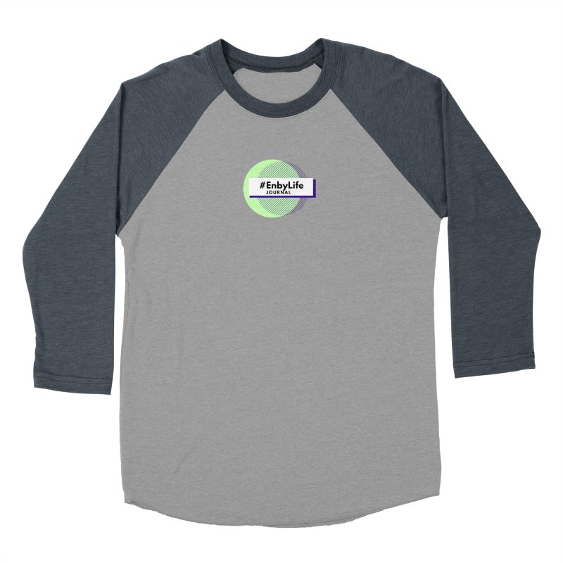#EnbyLife Reboot Women's Longsleeve T-Shirt by #EnbyLife's Artist Shop