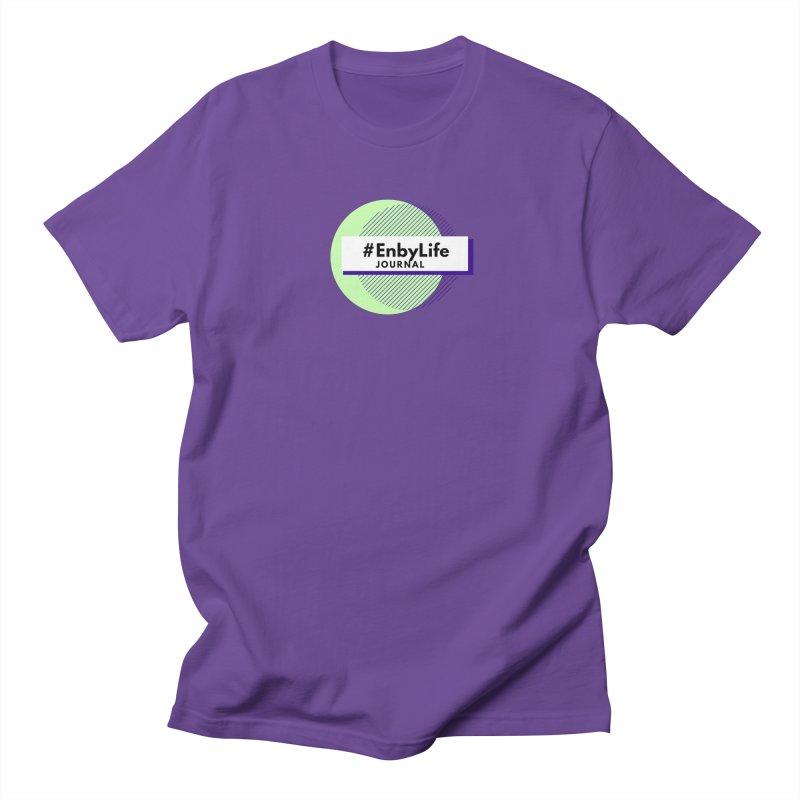 #EnbyLife Reboot Women's Regular Unisex T-Shirt by #EnbyLife's Artist Shop