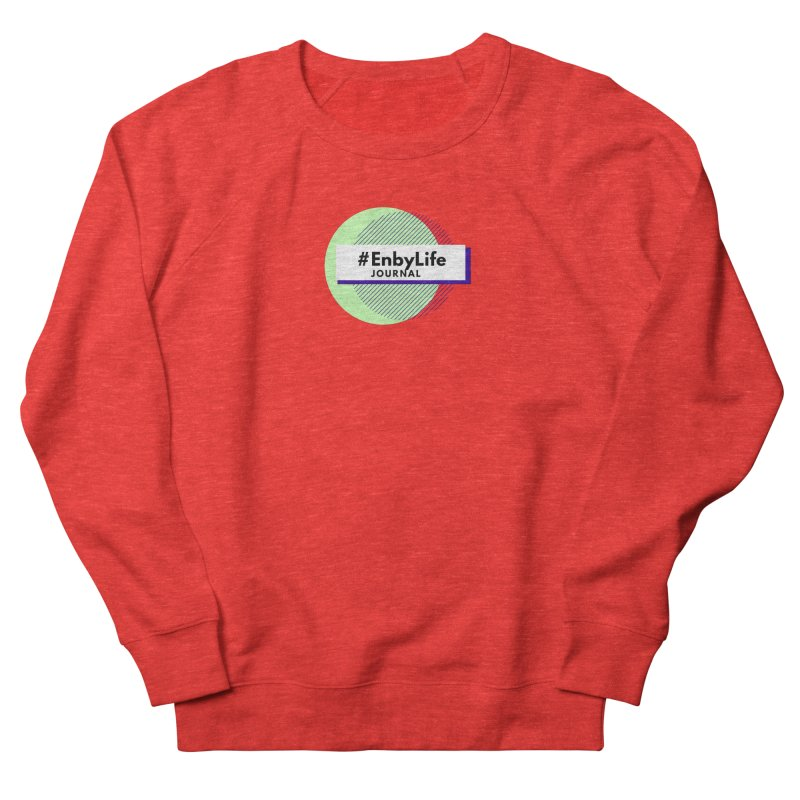 #EnbyLife Reboot Women's Sweatshirt by #EnbyLife's Artist Shop
