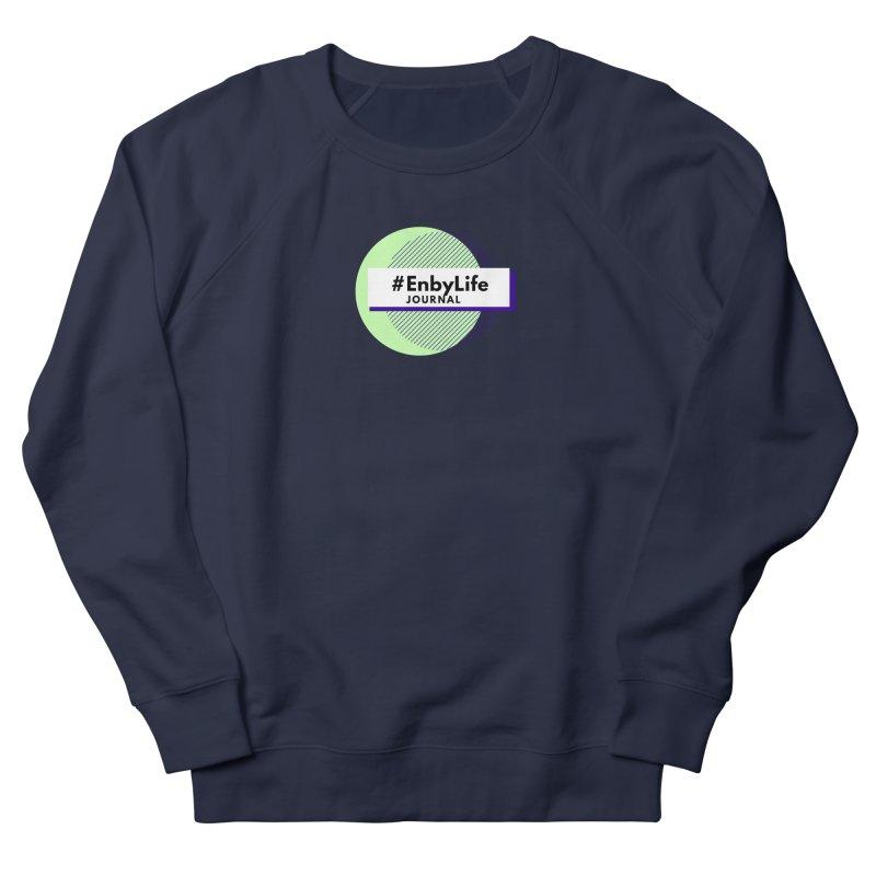 #EnbyLife Reboot Women's French Terry Sweatshirt by #EnbyLife's Artist Shop
