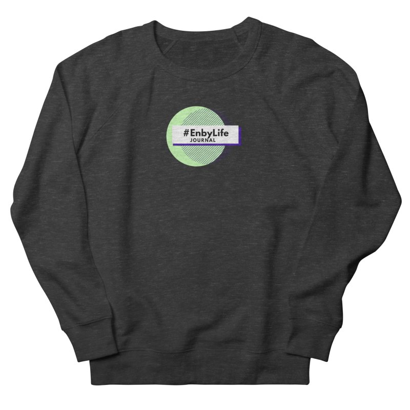 #EnbyLife Reboot Men's Sweatshirt by #EnbyLife's Artist Shop