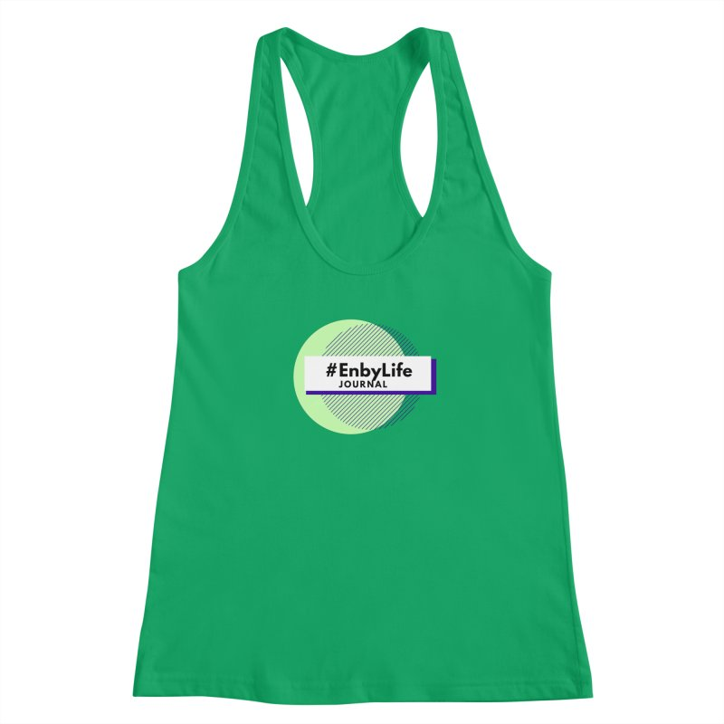 #EnbyLife Reboot Women's Tank by #EnbyLife's Artist Shop