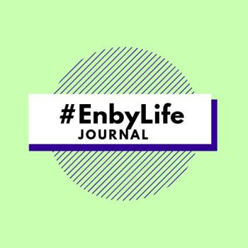 #EnbyLife's Artist Shop Logo
