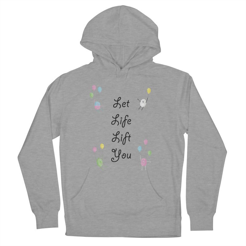 Companions - Let Life Lift You Women's Pullover Hoody by Rachel Yelding | enchantedviolin