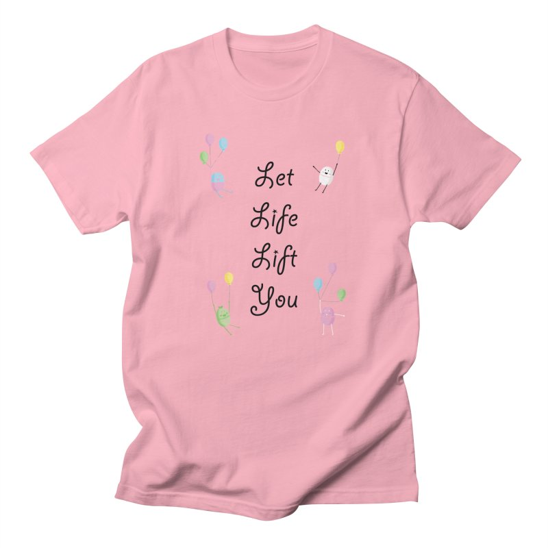 Companions - Let Life Lift You Women's Regular Unisex T-Shirt by Rachel Yelding   enchantedviolin