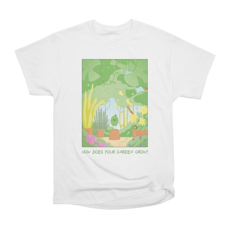 Companions - How Does Your Garden Grow? Women's T-Shirt by Rachel Yelding | enchantedviolin