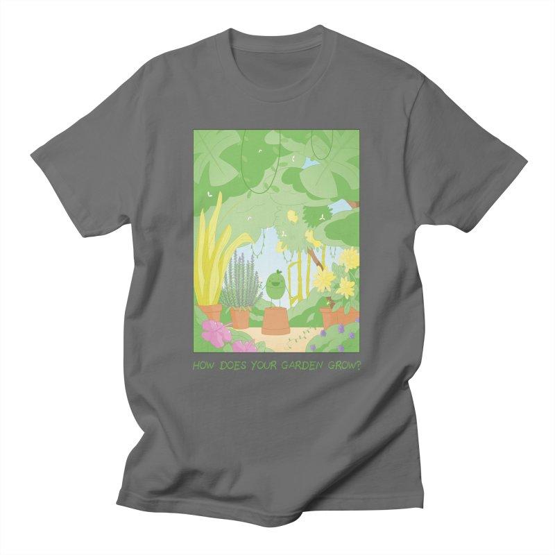 Companions - How Does Your Garden Grow? Men's T-Shirt by Rachel Yelding   enchantedviolin