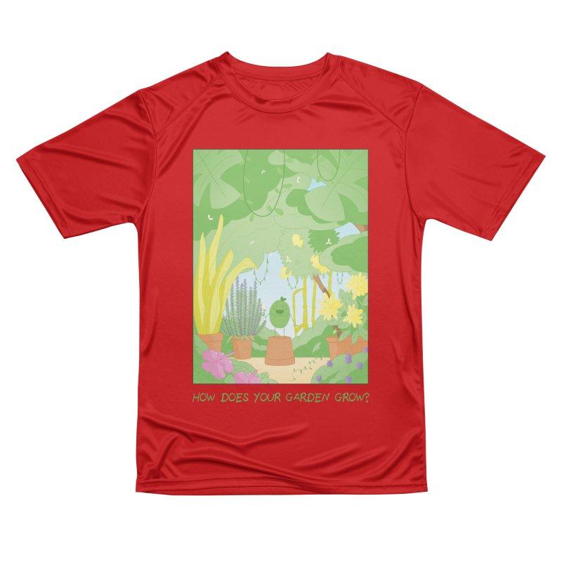 Companions - How Does Your Garden Grow? Women's Performance Unisex T-Shirt by Rachel Yelding | enchantedviolin