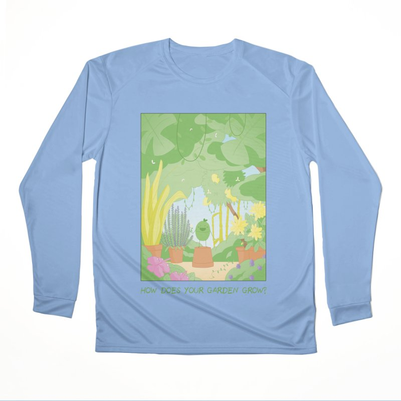 Companions - How Does Your Garden Grow? Men's Performance Longsleeve T-Shirt by Rachel Yelding | enchantedviolin