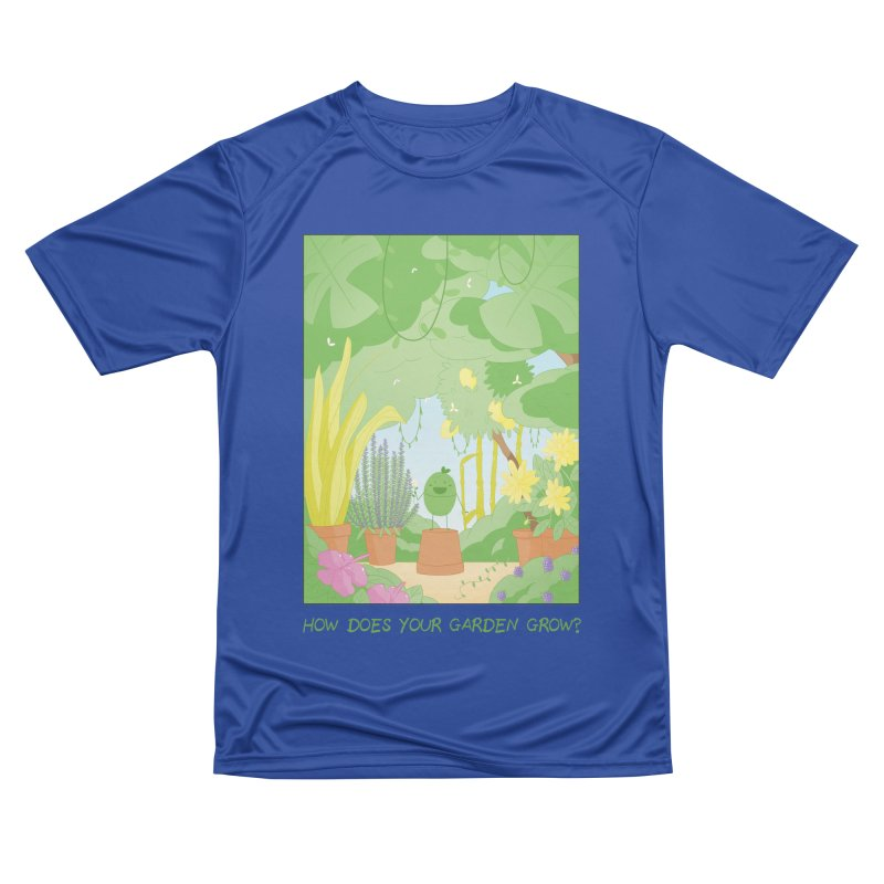 Companions - How Does Your Garden Grow? Men's Performance T-Shirt by Rachel Yelding | enchantedviolin
