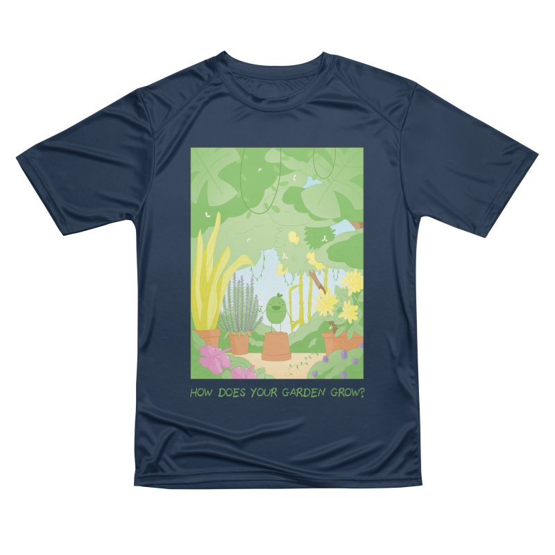 Companions - How Does Your Garden Grow? Men's Performance T-Shirt by Rachel Yelding   enchantedviolin
