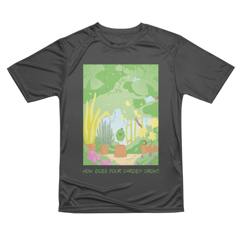 Companions - How Does Your Garden Grow? Men's Performance T-Shirt by Rachel Yelding | enchantedviolin