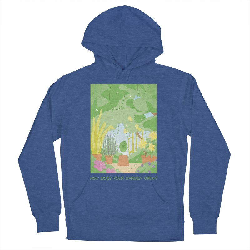 Companions - How Does Your Garden Grow? Women's French Terry Pullover Hoody by Rachel Yelding | enchantedviolin