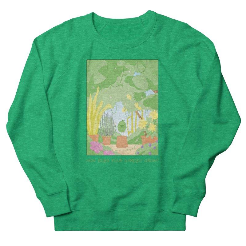 Companions - How Does Your Garden Grow? Women's Sweatshirt by Rachel Yelding | enchantedviolin