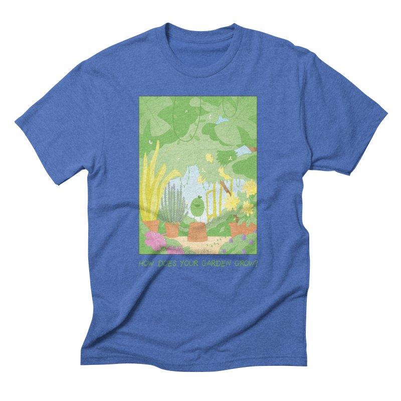 Companions - How Does Your Garden Grow? Men's T-Shirt by Rachel Yelding | enchantedviolin