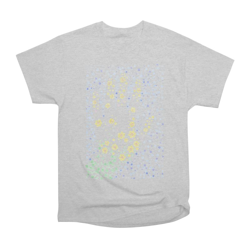 Touch of Life (transparent background) Men's T-Shirt by Rachel Yelding | enchantedviolin