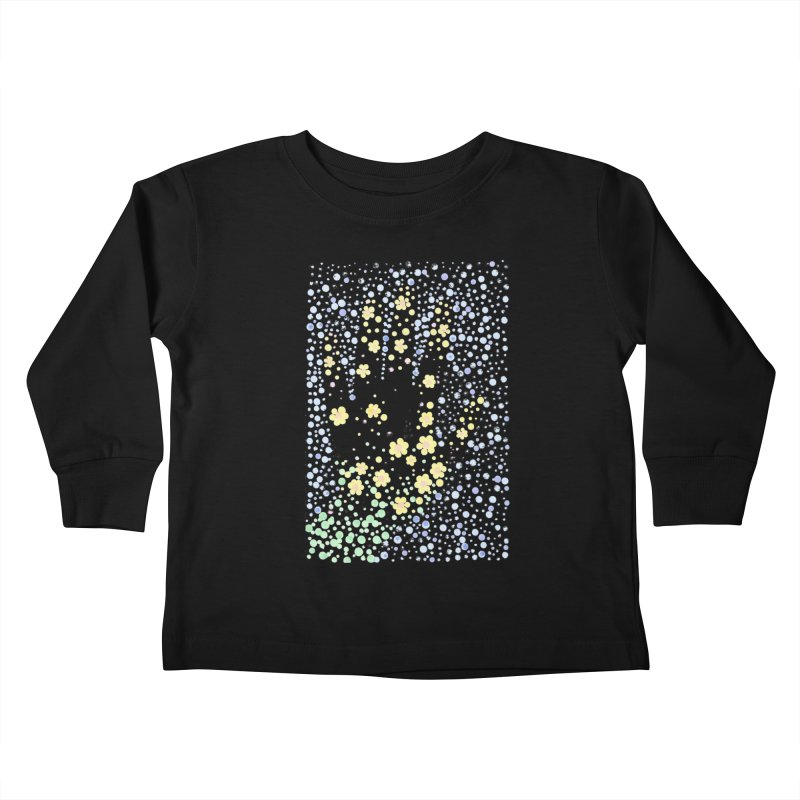 Touch of Life (transparent background) Kids Toddler Longsleeve T-Shirt by Rachel Yelding | enchantedviolin