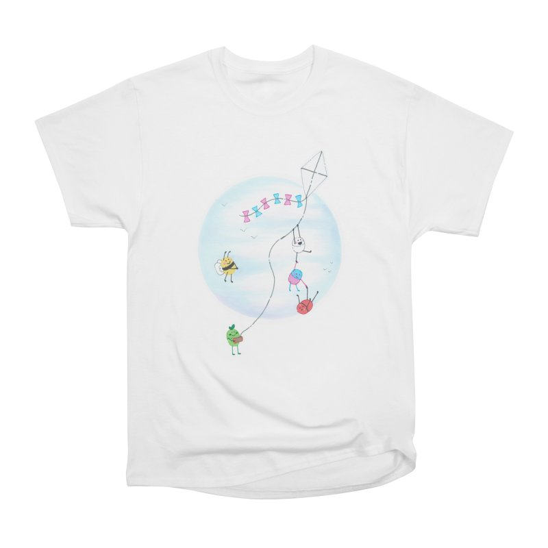 Companions - Into the Skies Women's T-Shirt by Rachel Yelding   enchantedviolin