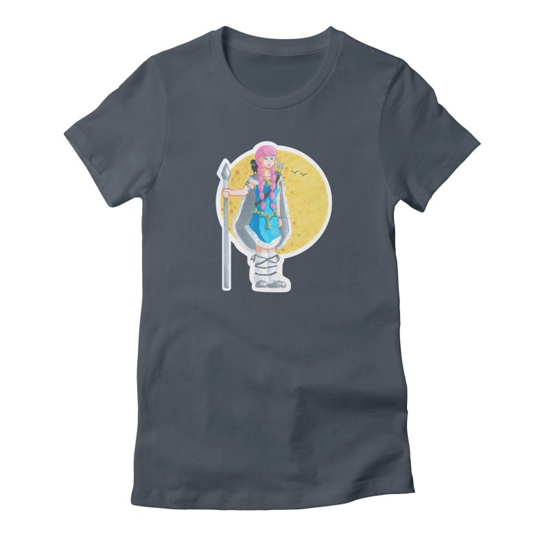 Companions - The Road to Valhalla Women's T-Shirt by Rachel Yelding   enchantedviolin