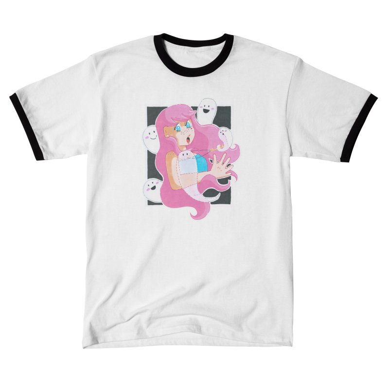 Companions - At Home with Spirits Women's T-Shirt by Rachel Yelding | enchantedviolin