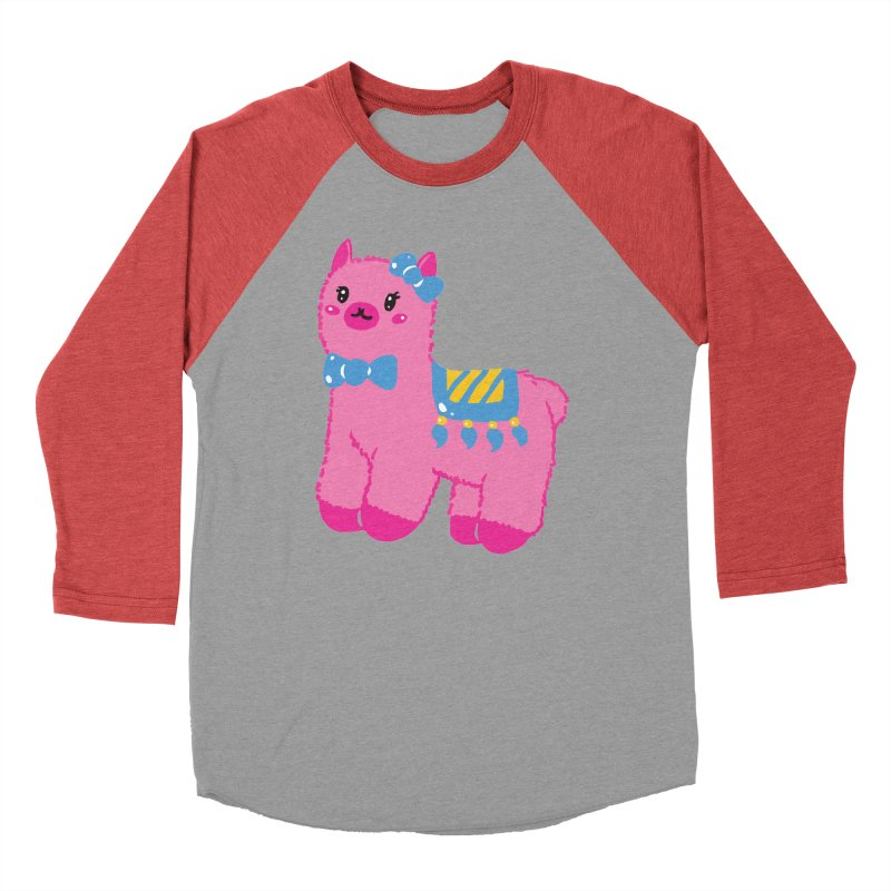 Darling Alpaca - No Text Men's Longsleeve T-Shirt by Rachel Yelding | enchantedviolin
