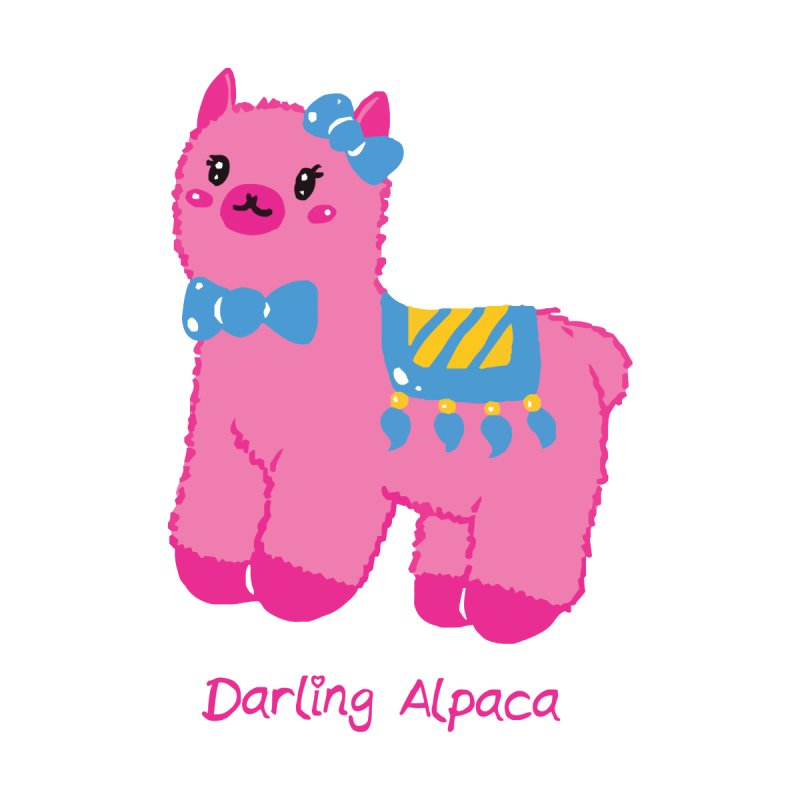 Darling Alpaca - English Text by Rachel Yelding | enchantedviolin
