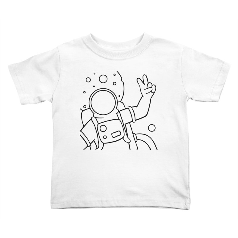 Inter-Cool-Actic - Close-up - Black Kids Toddler T-Shirt by Rachel Yelding | enchantedviolin