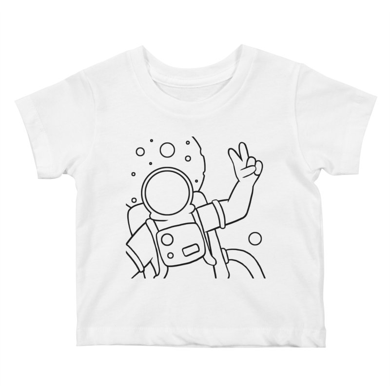 Inter-Cool-Actic - Close-up - Black Kids Baby T-Shirt by Rachel Yelding | enchantedviolin