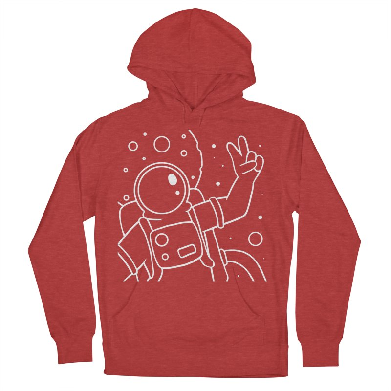 Inter-Cool-Actic - Close-Up - White Men's Pullover Hoody by Rachel Yelding | enchantedviolin