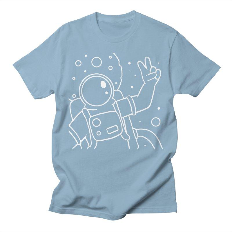 Inter-Cool-Actic - Close-Up - White Women's Regular Unisex T-Shirt by Rachel Yelding | enchantedviolin