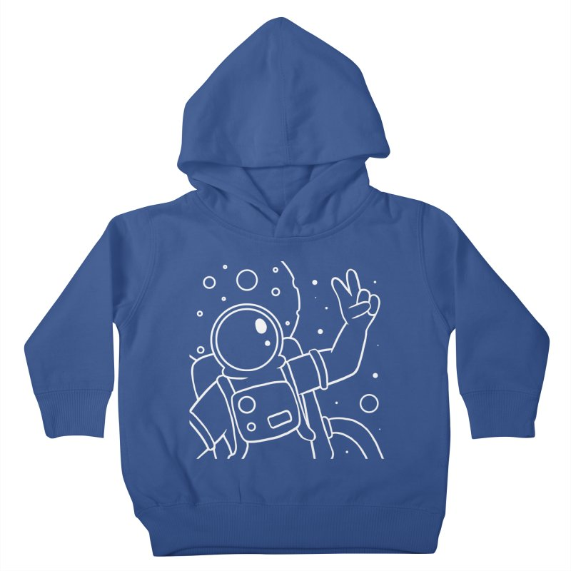 Inter-Cool-Actic - Close-Up - White Kids Toddler Pullover Hoody by Rachel Yelding | enchantedviolin