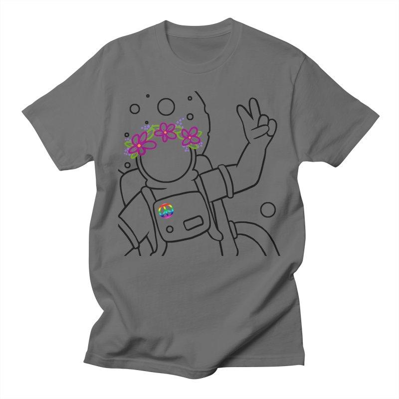 Come in Peace - Black Women's T-Shirt by Rachel Yelding   enchantedviolin