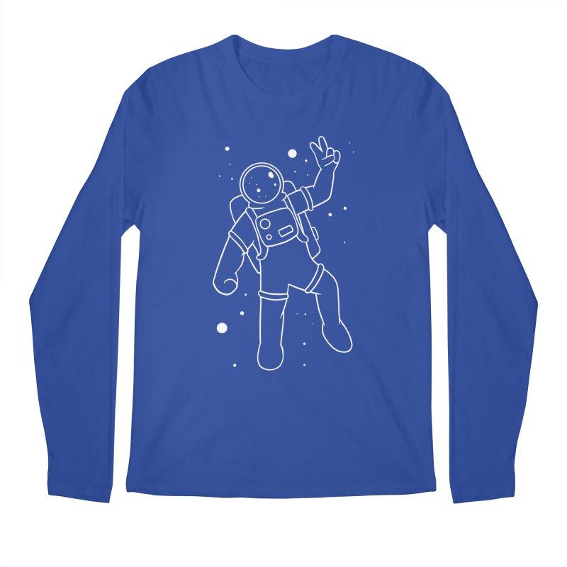Inter-Cool-Actic - White - No Text Men's Regular Longsleeve T-Shirt by Rachel Yelding | enchantedviolin