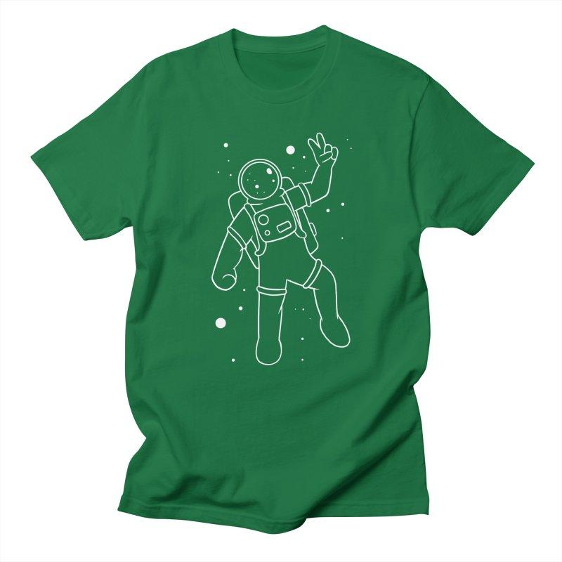Inter-Cool-Actic - White - No Text Men's Regular T-Shirt by Rachel Yelding | enchantedviolin