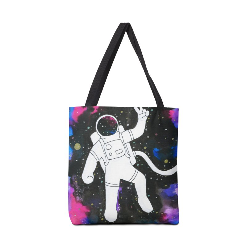Inter-Cool-Actic - Colour Accessories Tote Bag Bag by Rachel Yelding | enchantedviolin