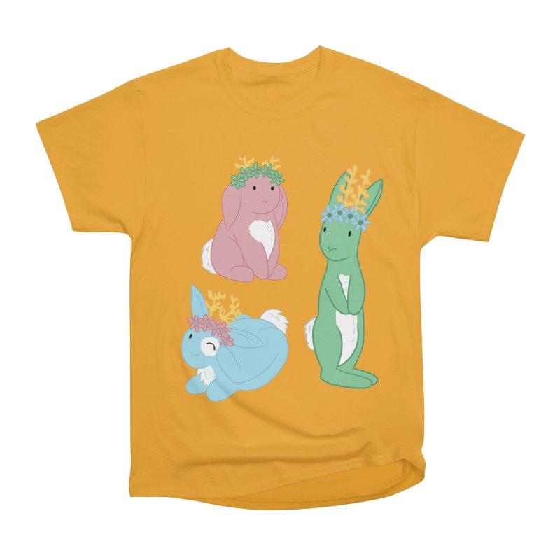 Spring Festival Jackalopes Men's Classic T-Shirt by Rachel Yelding | enchantedviolin