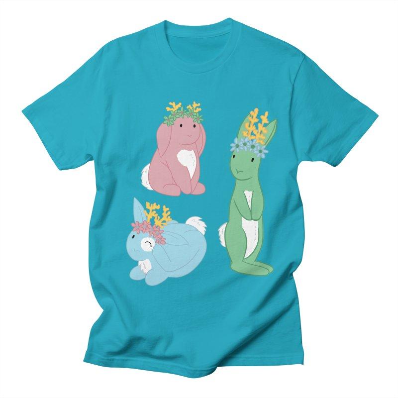 Spring Festival Jackalopes Women's Regular Unisex T-Shirt by Rachel Yelding | enchantedviolin
