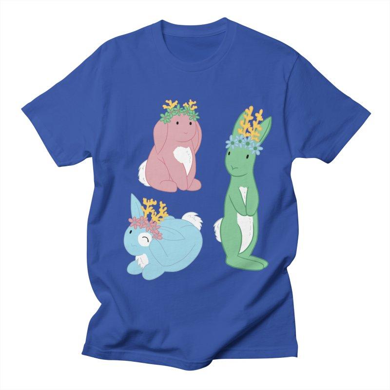 Spring Festival Jackalopes Men's T-Shirt by Rachel Yelding | enchantedviolin