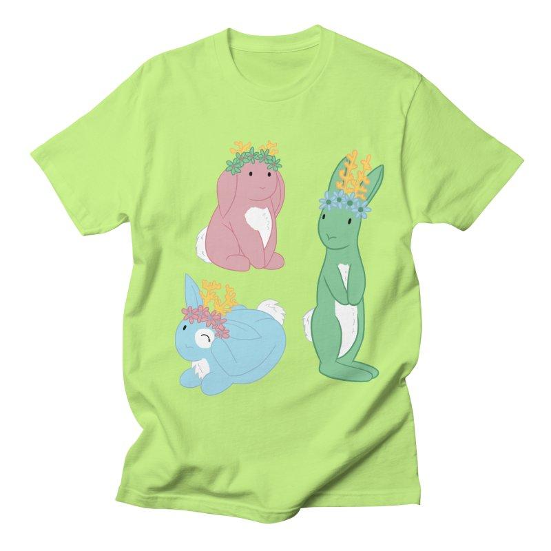 Spring Festival Jackalopes Women's Unisex T-Shirt by Rachel Yelding   enchantedviolin