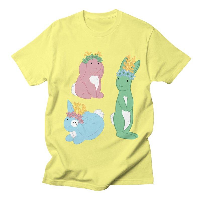 Spring Festival Jackalopes Women's Regular Unisex T-Shirt by Rachel Yelding   enchantedviolin