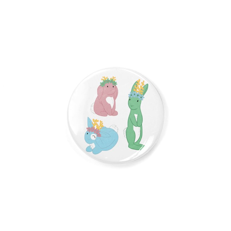 Spring Festival Jackalopes Accessories Button by Rachel Yelding | enchantedviolin